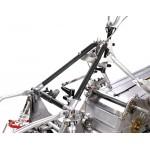 Рулевой механизм снегохода