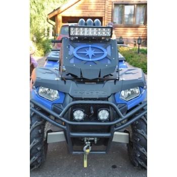 Вынос радиатора для Polaris Sportsman 800/570/500/450 LITpro LITpro-SP