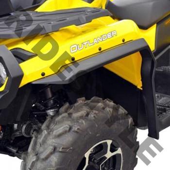 Расширители колесных арок квадроцикла Can-Am Outlander G2 (от 2012 г. в.) Direction-2 OFSCA4000