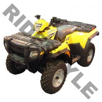 Расширители колесных арок квадроцикла Polaris Sportsman 400/450/500/600/700/800 Direction 2 OFSPL100