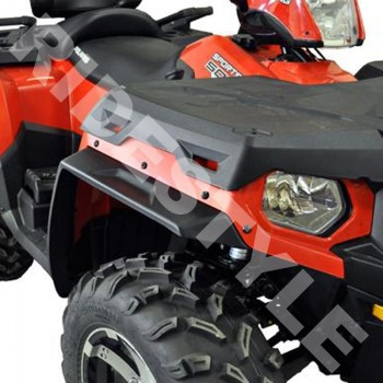 Расширители колесных арок квадроцикла Polaris Sportsman 500 H.O. Touring (2011-2013) Direction 2 OFS