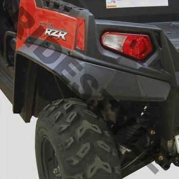 Расширители колесных арок квадроцикла Polaris RZR/RZR-S Side by side Direction 2 RZR3000