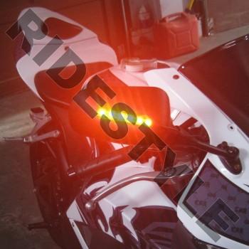 Поворотники светодиодные универсальные квадроцикла/мотоцикла TSK 142-97
