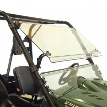 Стекло высокое двусоставное для Yamaha Rhino 700/660/450 оригинальное SSV-5B403-20-00
