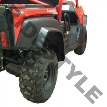 Расширители колесных арок квадроцикла Kawasaki Teryx Direction 2 TERYX3000