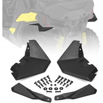 Расширители задних подкрылков для квадроцикла BRP CanAm Maverick Trail /Maverick Sport /Maverick Sport MAX 715004404 /B0103-01601BK