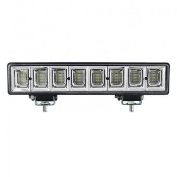 Светодиодная LED фара со стробоскопом 144W 29,5см RiderLab TH-GD2848Z-BS