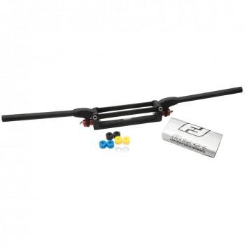 Антивибрационный руль с демпфером Fasst FLEXX 14° Quad Racer Bend Black FL-1003-14-31