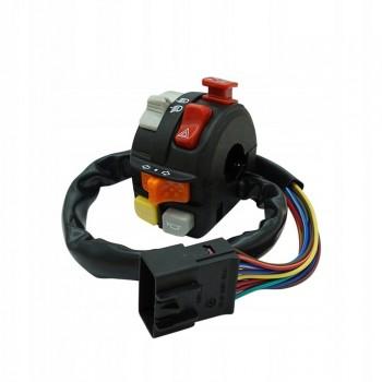 Блок управления на левой стороне руля Polaris Sportsman /Scrambler 1000/850/570/500/400 4012435 /SV92