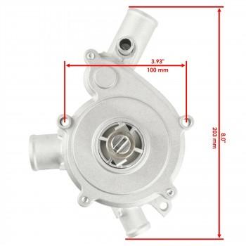 Водяная помпа в сборе Polaris RZR /Ranger 1000/900 /ACE 900 15+ 1205015 /WP124