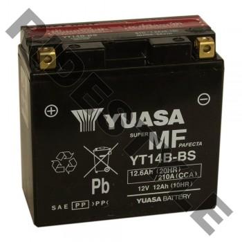 Аккумулятор Yuasa YT14B-BS (14-B4)