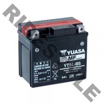 Аккумулятор Yuasa YT5L-BS