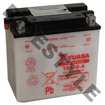Аккумулятор Yuasa YB16B-A