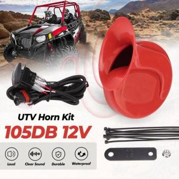 Комплект звукового сигнала с проводкой для UTV /SSV /SxS Kemimoto B0117-00201