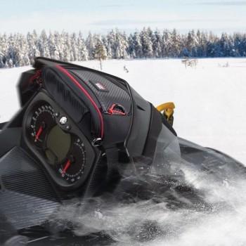 Сумка на руль снегохода Ski-Doo REV-XP Kemimoto B1303-00401BK