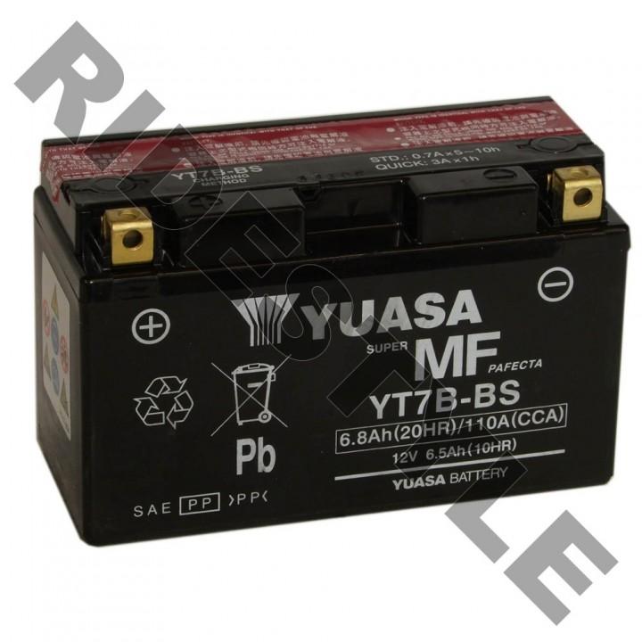 Аккумулятор Yuasa YT7B-BS(7B-4)