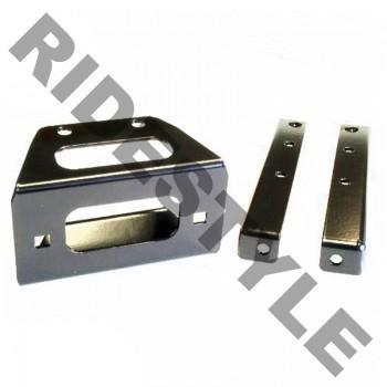 Площадка для установки лебедки Polaris RZR 800 /RZR 570 08+ KFI winch mount 10-0660 /100660