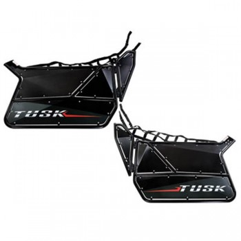 Двери с сетками для Polaris RZR 900/800/570 Tusk Aluminum Suicide Doors with Nets 142-018-0001