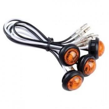 Комплект диодных поворотников 4шт ATV/UTV Tusk 1100723(181A)
