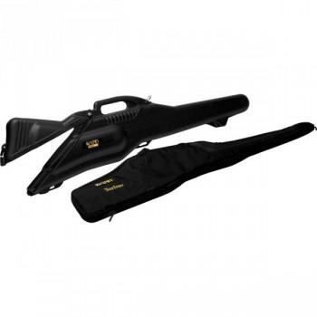 Чехол для ружья пластиковый транспортировочный с внутренним футляром Kolpin Gun Boot 6.0 Trans 20020