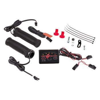 Подогрев ручек и курка 4-х зонный для квадроцикла Symtec Heat DEMON QUAD ZONE 215048 /40-41854