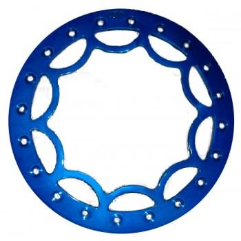 Кольцо Бэдлока R12 RING T72 синий