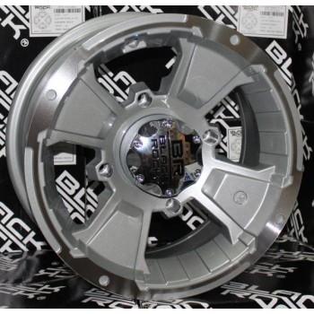 Диск для квадроцикла Carlisle Black-Rock Intruder 4/156 5+2 14x7 Machined