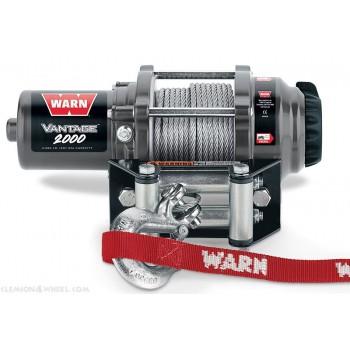 Лебедка WARN Vantage 2000 на стали 89020