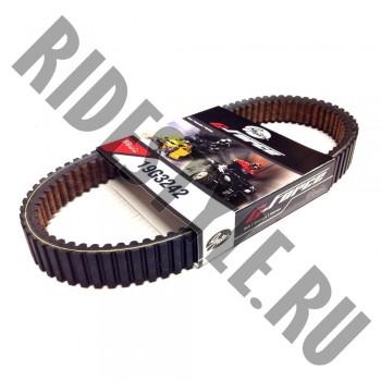 Ремень вариатора квадроцикла Yamaha 17641-10-00 Grizzly/Rhino/Stels 400/450, Gates 19g3242