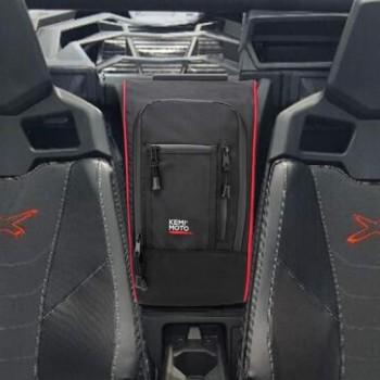Сумка передняя центральная между сидений Can-Am Maverick X3 Kemimoto FTVDB024