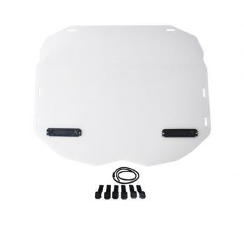 Полное вентилируемое стекло для CanAm Maverick X3 715004417 , 715002907 KemiMoto WS-CA-X3-75-VT
