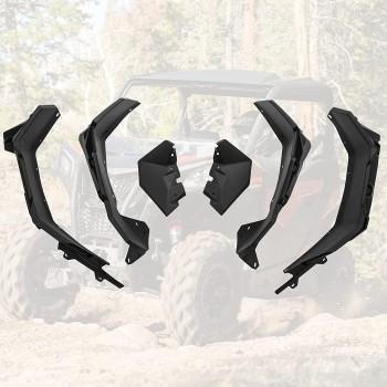 Комплект расширителей арок /брызговиков Can-Am Maverick Trail /Sport 715004959 Kemimoto B0103-01901BK