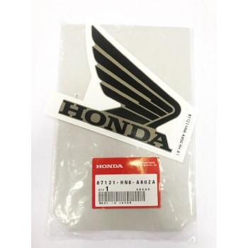 Наклейка на правую сторону бензобака квадроцикла Honda TRX 500 /680 2006-2020 87121-HN8-A80ZA
