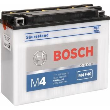 Аккумулятор для снегохода Yamaha VK 540 /Viking 540 /VENTURE  /VMAX /Phazer YB16AL-A2 /5E3-82110-81-00 /BTY-YB16A-LA-20 /YB1-6ALA2-00-00 /0092M4F400