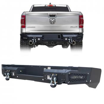 Задний бампер Dodge Ram 1500 Limited /LongHorn /Laramie /BigHorn 2019+ Vijay HG02
