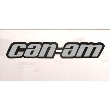 Наклейка заднего расширителя Can Am Outlander 1000/850/650  XMR G2 704907905