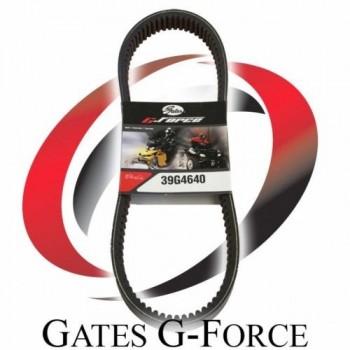 Ремень вариатора снегохода Polaris WideTrak/Indy/Sport/Trail 3211042 Gates G-Force 39G4640
