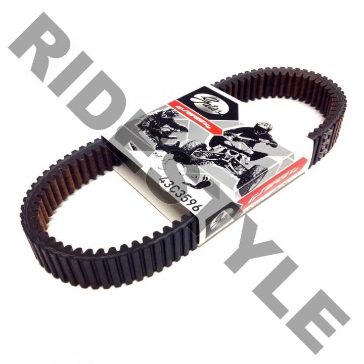 Ремень вариатора квадроцикла карбон ArcticCat/Suzuki 3402-757/3403-141/27601-31G00 Gates C12 43C3596