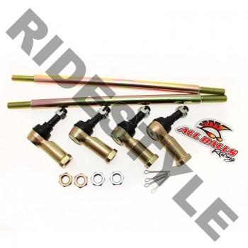 Рулевые тяги квадроцикла, усиленные с усиленными рулевыми наконечниками квадроцикла Honda TRX 450 FE