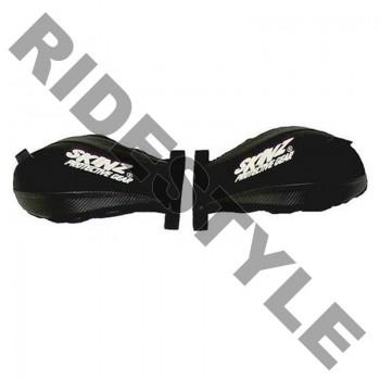 Защита рук снегохода на руль, мягкая Skinz HGP100-BK