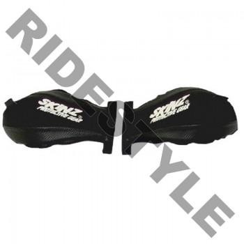 Защита рук снегохода на руль, мягкая Skinz HGT100-BK