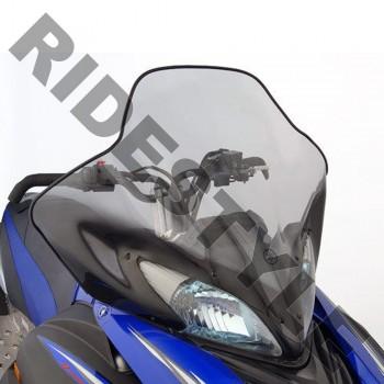 Ветровое стекло снегохода Yamaha Apex/Attak/RS Vector высокое WINDSHIELD X TALL SMA-8FT96-40-BK