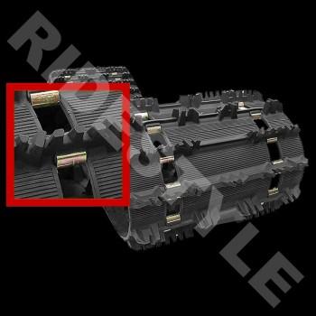 Гусеница Camoplast 128 x 13.5 x 1.25 Ripsaw Track 9001H