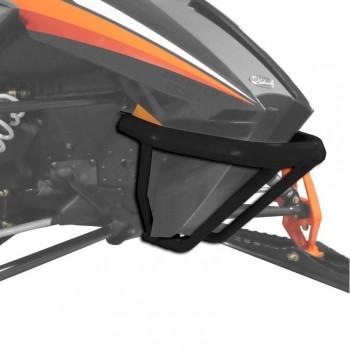 Бампер черный спортивный передний оригинальный Arctic Cat ZR F XF M 5639-850