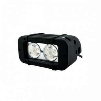 LED оптика однорядная, дальний свет FL-1100-20/20W FL-950 SPOT