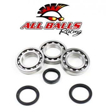 Ремкомплект (сальники и подшипники) дифференциала/редуктора квадроцикла перднего Polaris 3235174 All Balls Racing 25-2076