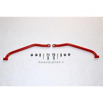 Задние нижние усиленные рычаги Polaris RZR 1000 14+ красные 10mm крепеж PSRA-RZR1-R
