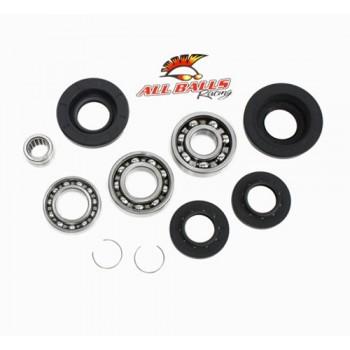 Ремкомплект ( сальники и подшипники ) дифференциала / редуктора квадроцикла задний Honda TRX680 /TRX650 Rincon 06911-HN8-000 + 91061-MG8-005 /91061-MB0-005 + 96100-62063-00 + 96100-60063-00 + 91203-HN8-003 + 91252-HN8-003 All Balls 25-2047