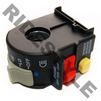 Переключатель ближнего/дальнего света квадроцикла Polaris SCRAMBLER/SPORTSMAN/HAWKEYE/TRAIL 4011835 /4010591