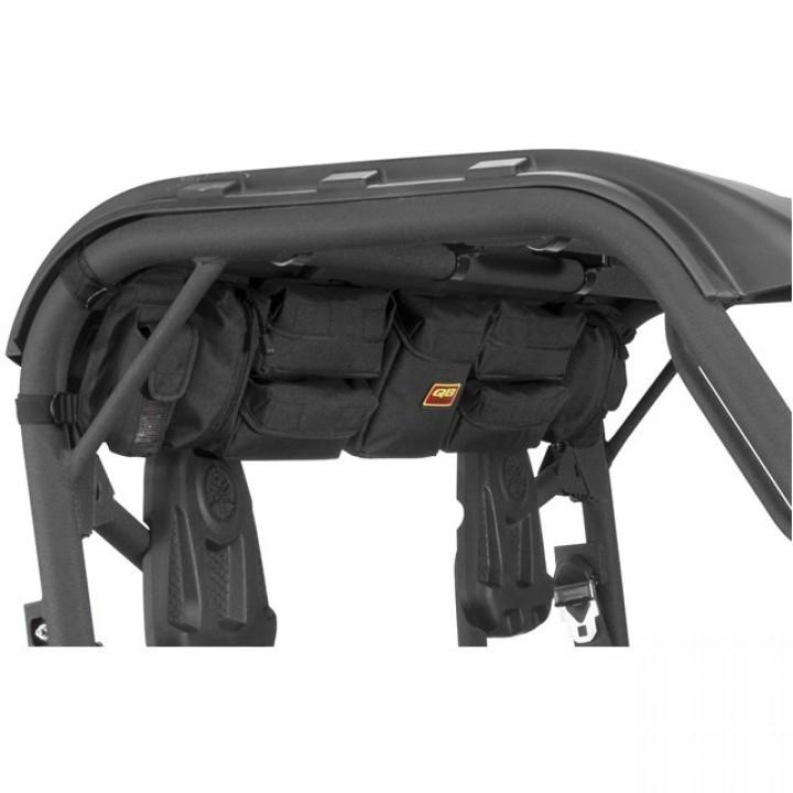 Сумка под крышу UTV/SxS CanAm/Polaris/Arctic Cat/Yamaha QuadBoss Roll Cage Organizer 15-6635